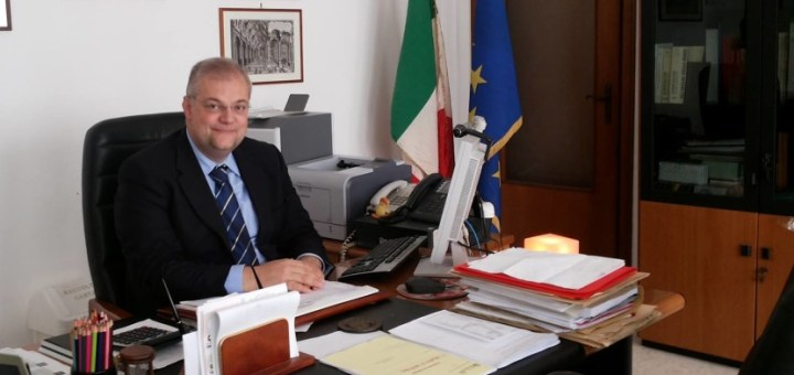 D'Alessandro sindaco Cassino Frosinone Lazio Ciociaria il corriere della provincia