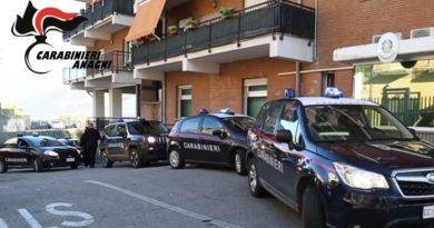 carabinieri anagni arresto cocaina spaccio