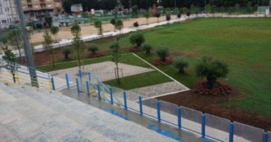 parco matusa frosinone ciociaria verde inaugurazione