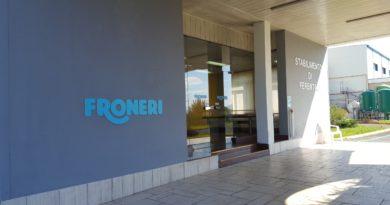 Covid-19, dipendenti e azienda Froneri sostengono la Asl di Frosinone