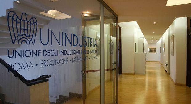 Unindustria FRosinone Turriziani ciociaria università tor vergata roma