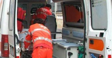ambulanza 118 sora intervento