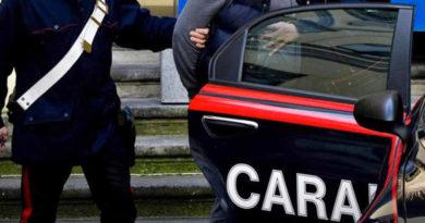 cocaina ferentino carabinieri arresti il corriere della provincia ciociaria