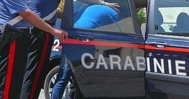 carabinieri arresto corriere della provincia ciociaria
