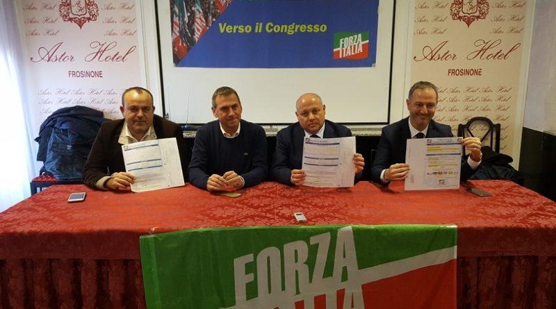 forza italia frosinone ciociaria