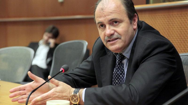francesco de angelis commissario consorzio industriale Lazio Frosinone Ciociaria