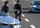 Camionista ubriaco guida a zig zag sull'A1: denunciato dalla polizia stradale