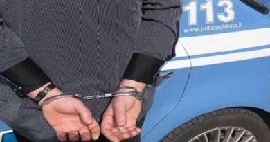 squadra mobile frosinone polizia figlio violento il corriere della provincia ciociaria