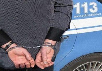Cassino, maltrattamenti in famiglia, estorsione e lesioni: arrestato dopo una notte di violenze