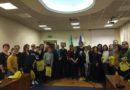 Frosinone, il sindaco accoglie gli studenti Erasmus