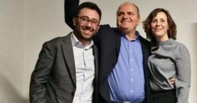 De Angelis Buschini Battisti il corriere della provincia pensare democratico ciociaria frosinone