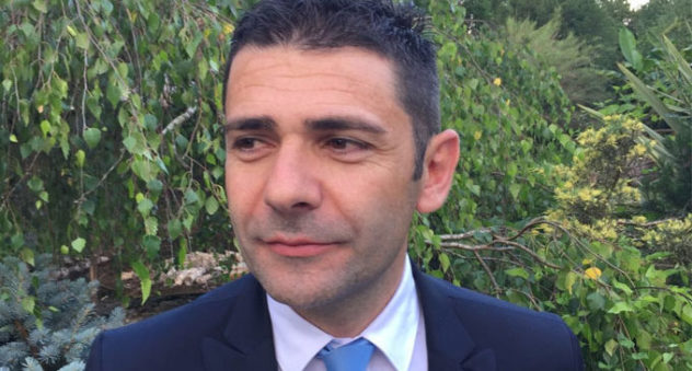 Paolo Fallone sindaco San Giovanni Incarico il corriere della provincia