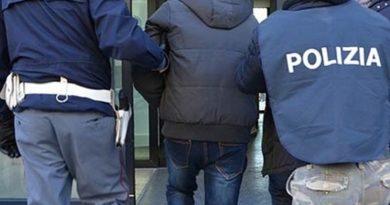 arresto polizia il corriere della provincia ciociaria