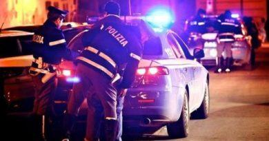 arresto polizia frosinone il corriere della provincia
