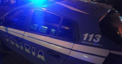 auto polizia commissariato cassino il corriere della provincia