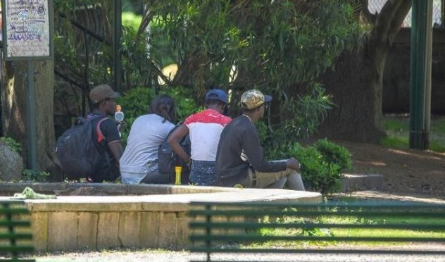 immigrazione clandestina giardini scalo stazione frosinone il corriere della provincia