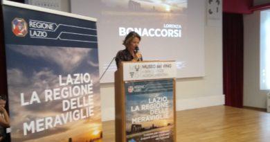 La Regione Lazio punta sul turismo, Bonaccorsi presenta il nuovo piano strategico