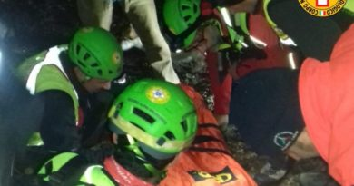 soccorso alpino il corriere della provincia frosinone ciociaria