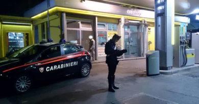 carabinieri benzinaio il corriere della provincia frosinone ciociaria eni