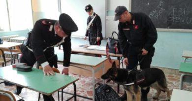 carabinieri scuola controlli il corriere della provincia