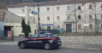 carabinieri cassino sede il corriere della provincia