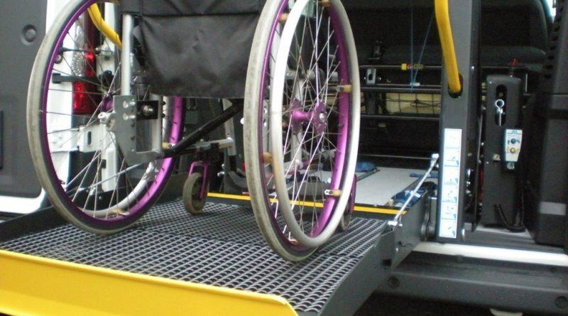 trasporto disabili il corriere della provincia