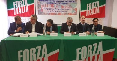forza italia congresso il corriere della provincia