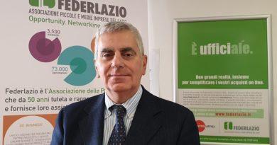 Buschini presidente del consiglio regionale, Federlazio si congratula