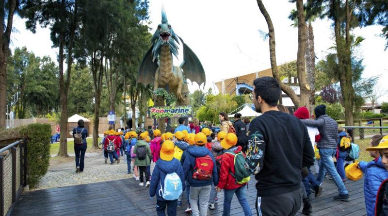 zoomarine giardino zoologico studenti il corriere della provincia
