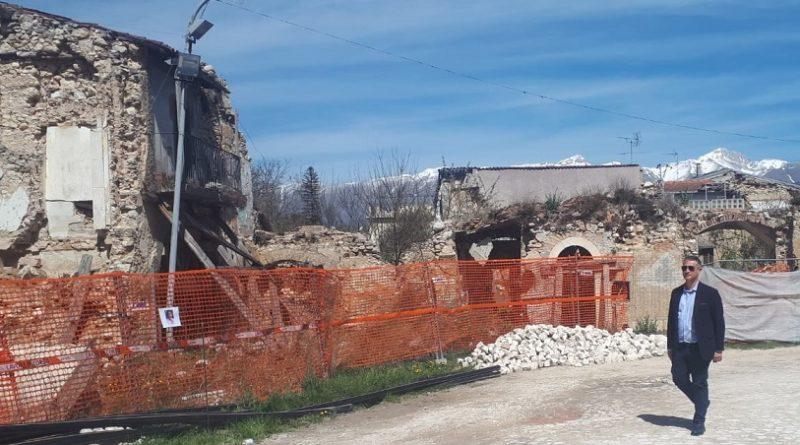 domenico alfieri terremoto onna il corriere della provincia