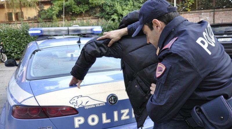 arresto polizia il corriere della provincia