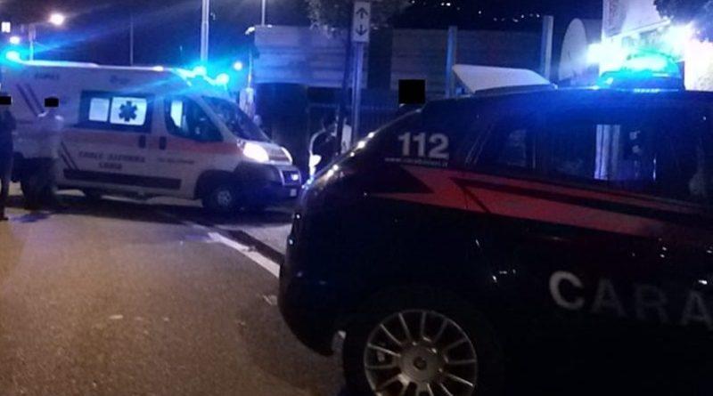 aggressione carabinieri cassino il corriere della provincia