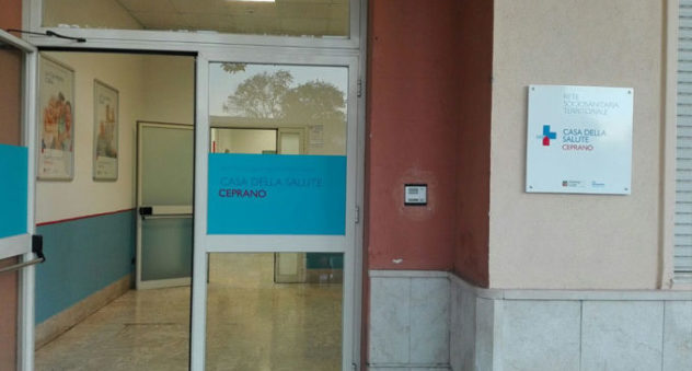 Servizi fantasma alla casa della salute di ceprano l for Corriere della casa