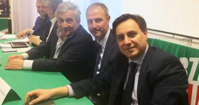Ciccone: in Provincia Forza Italia deve stare all'opposizione