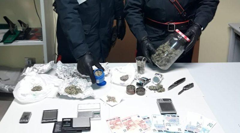 marijuana canapa indiana droga carabinieri il corriere della provincia
