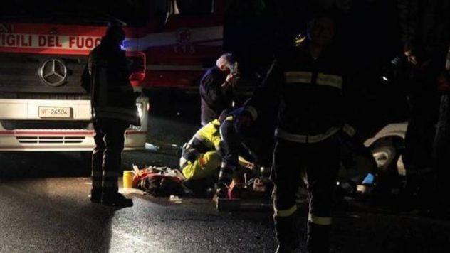 Provoca incidente mortale a Belmonte: arrestato per omicidio stradale