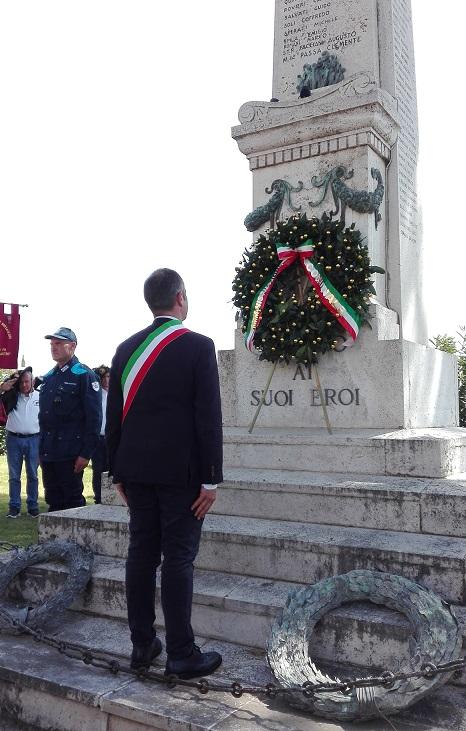 monumento caduti paliano il corriere della provincia