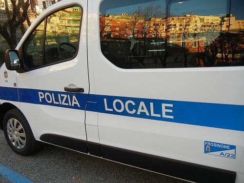 Polizia locale frosinone il corriere della provincia ciociaria