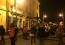 A Sora torna la processione notturna del tamburo