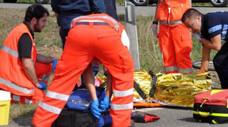 soccorso 118 incidente il corriere della provincia