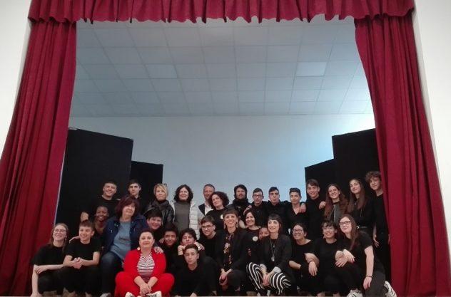 scuole teatro esperia paliano il corriere della provincia