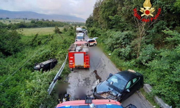 incidente muoiono madre e figlia ceccano il corriere della provincia frosinone