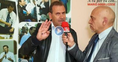 Mario abbruzzese cassino ballottaggio enzo salera elezioni amministrative frosinone ciociaria intervista tu news tunews24 tunews24.it