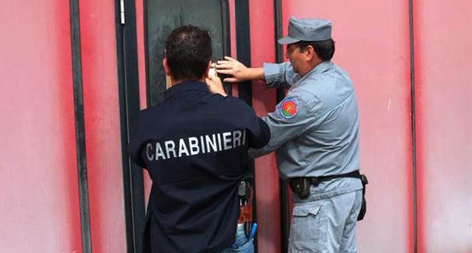 anagni azienda sequestrata carabinieri forestali il corriere della provincia frosinone ciociaria