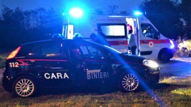 carabinieri ambulanza 118 alatri il corriere della provincia