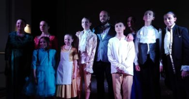 Standing ovationper l'accademia di recitazione di Frosinone. In finale al Fest 2019 di Ferrara