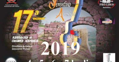ferentino festival chitarra acustica il corriere della provincia frosinone ciociaria italia