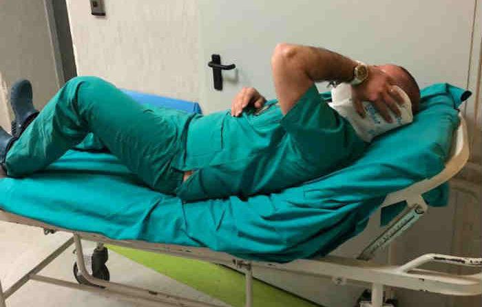 medico aggredito pronto soccorso cassino il corriere della provincia