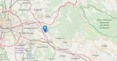 terremoto il corriere della provincia frosinone ciociaria roma
