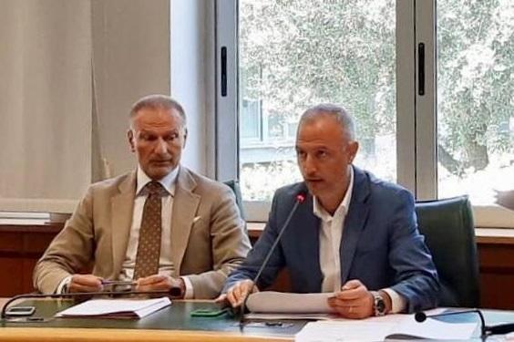 Danilo Magliocchetti e Pasquale Ciacciarelli il corriere della provincia
